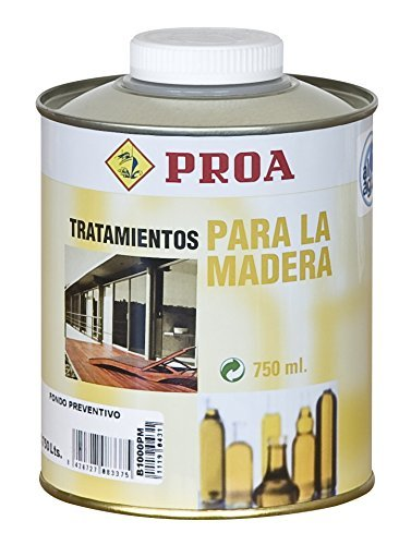 Proa. Aceite para Teca, Transparente. 750 ML