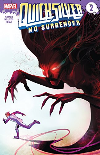 Quicksilver: No Surrender (2018) #2 (of 5) (English Edition)