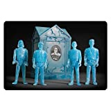 Universal Monsters ReAction Blue Glow Action Figures with Crypt - San Diego Comic-Con 2015 Exclusive by Super7