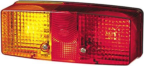 HELLA 9EL 997 452-001 Tulipa, piloto trasero, derecha, con accesorios