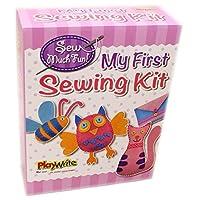 My First Sewing Kit - Felt Craft Set for Children