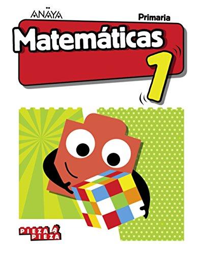 Matemáticas 1 (pieza a pieza)