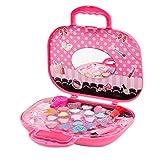 Pretend Play Kosmetik und Make-up-Spielzeug-Set für kleine Mädchen Kinder schließen 23 Stück Schönheitssalon-Spielzeug ein