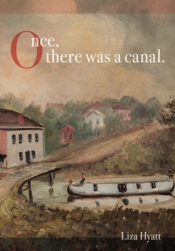 Once, there was a canal. -