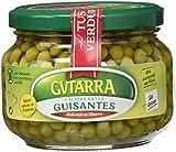 Gvtarra Guisante Entero Verdura - Paquete de 6 x 215 gr - Total: 1290 gr