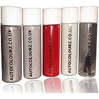 Autocolourz Touch Up per auto-Hyundai, colore: rosso cardinale Codice: Pu con coperchio