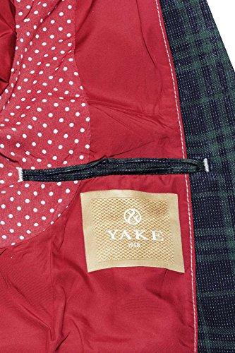 YAKE by S.O.H.O. NEW YORK Herren Sakko NEIVA Blau_006