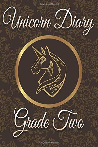 Two: Unicorn Blank Notebook ()