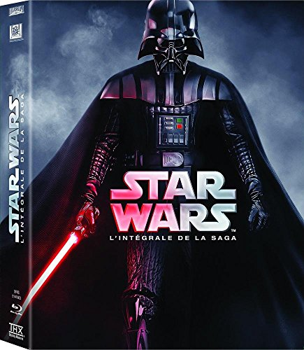 Star Wars - La saga [Francia] [Blu-ray]
