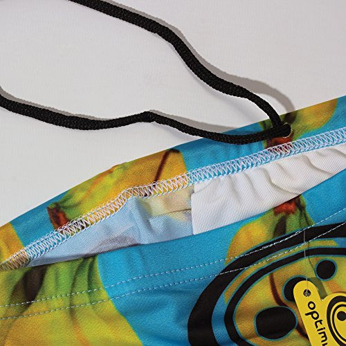 Optimum Herren 's Gone Bananen Tackle Trunk Unterwäsche Blau - blau