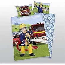 Suchergebnis Auf Amazonde Für Feuerwehrmann Sam Bettwäsche 100x135