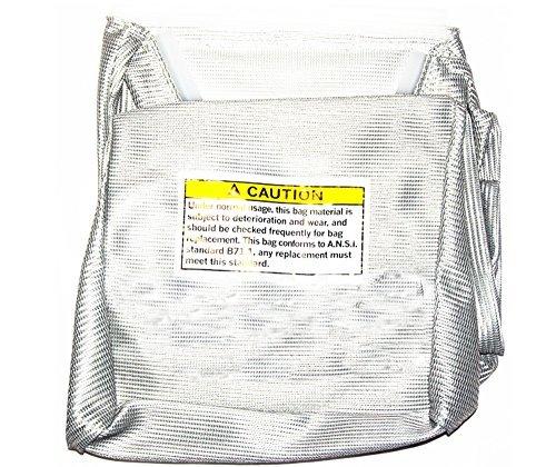 Genuine OEM Honda Harmony HRB216(HRB216HXA) (HRB216TDA) (HRB216TXA) walk-behind tagliaerba tessuto erba Catcher bag (bag Only, senza telaio)