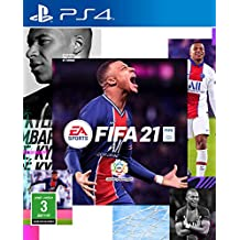 FIFA 21 (PS4) - KSA Version