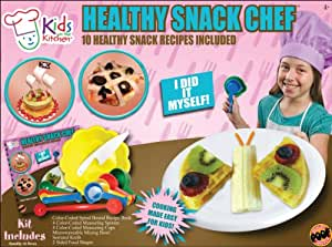 Deluxe Healthy Snack Chef Kit-