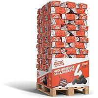 2,13€//1kg Dauerbrenner WM Edition 7 kg Brikett High Energy Grillbriketts