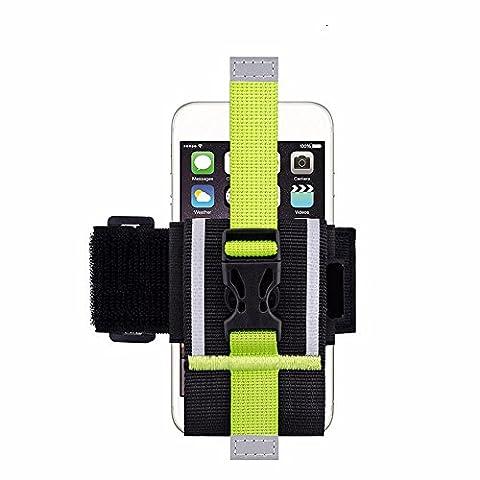 Téléphone portable avec bras Multi–fonctionnelle téléphone portable Arm Band–cours d'équitation Arm Band