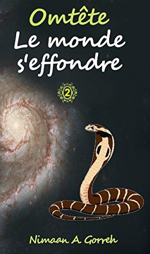 Couverture du livre Omtête Le monde s'effondre (Littérature française)