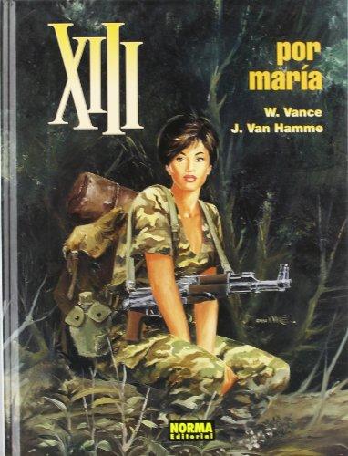 XIII 09. POR MARÍA por Vance