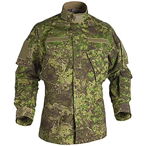 Helikon CPU Chemise NyCo Ripstop PenCott GreenZone Taille L