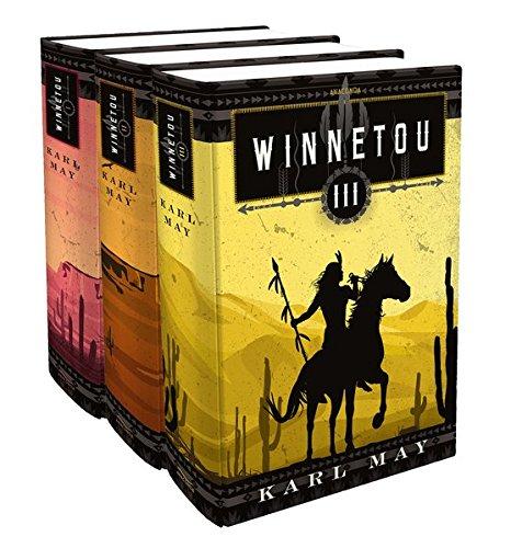 Preisvergleich Produktbild Winnetou I-III (3 Bände)