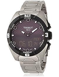 Tissot T-Touch Expert Solar Titan Pvd, T091.420.44.051.00