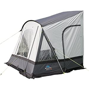 sunncamp swift 260 caravan porch awning + easy pack bag