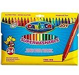 Carioca Joy - Pack de 24 rotuladores