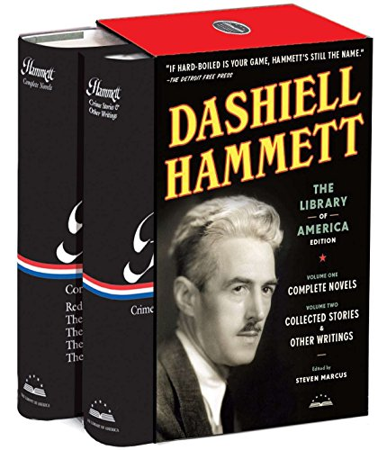 Dashiell Hammett: The Library of America Edition