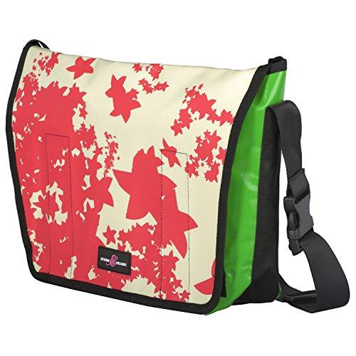 703746bbeacee Sturm   Drang Large Messenger Bag LKW-Planen Taschen Schultertasche Uni  Schule
