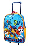 Kids Disney Marvel Wheeled Trolley Case (Paw Patrol Boys)