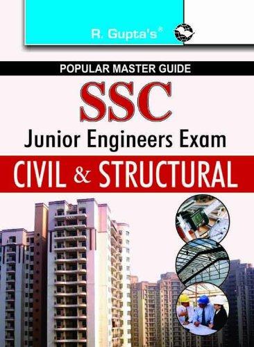 SSC Junior Engineers Exam: Civil: Objective Book (Paperback)