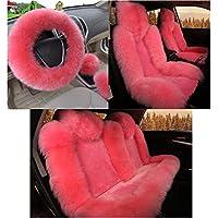 Sitzbezüge Rosa Universal Auto Sitzbezug Set Pink Kfz Frauen Schonbezüge
