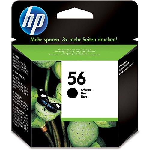 Preisvergleich Produktbild HP 56 schwarz Original Tintenpatrone