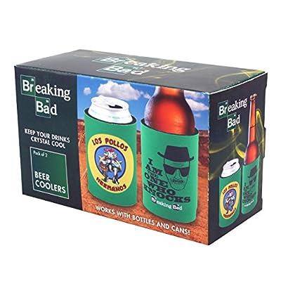 Breaking Bad Beer Coolers (Pack of 2) von NPW - Du und dein Garten