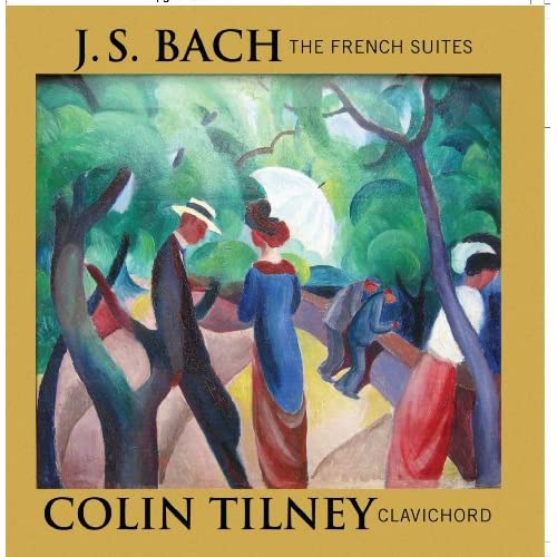 French Suite No. 6 in E major, BWV 817: II. Courante