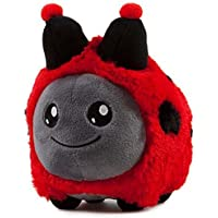 "Kidrobot Springtime Litton Ladybug Plush Figure 4.5"""