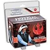 Asmodee - UBISWI08 - Star Wars Assaut Empire - Soldats Rebelles