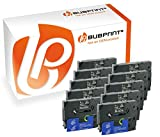 Bubprint 10 Schriftbänder kompatibel für Brother TZE-325 TZE325 für P-Touch 1280 2430PC 2730VP 3600 9500PC 9700PC D400VP D600VP H100LB H105 P700 P750W