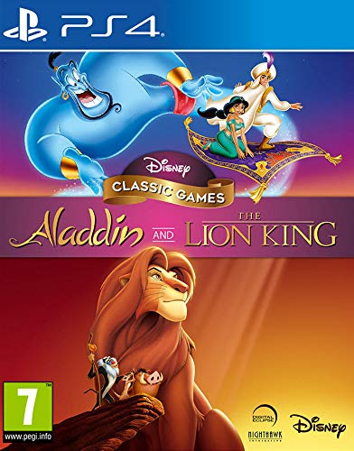 Disney Classic Games – Aladdin and The Lion King