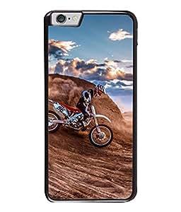 PrintVisa Designer Back Case Cover for Apple iPhone 6S (Sand drive Bikes are interested)