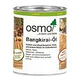 Osmo Bangkirai-Öl naturgetönt 0,75 Liter