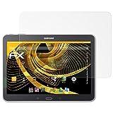 atFolix Schutzfolie für Samsung Galaxy Tab 4 10.1 (WiFi, 3G & LTE) Displayschutzfolie - 2 x FX-Antireflex blendfreie Folie