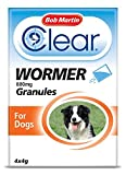 Bob Martin - Easy to Use Wormer Granules for Dogs x 4 Sachet