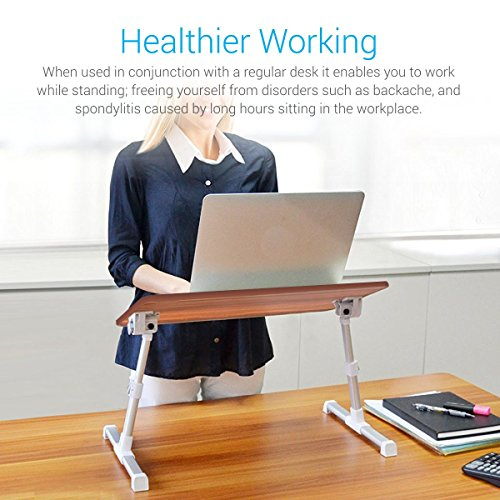 Portronics Multifunctional Laptop Desk (Por-711)
