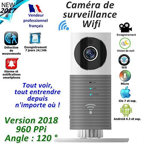 Galleria fotografica Nuova Fotocamera cleverdog Wi-Fi–120°/960ppi con intelligenza artificiale
