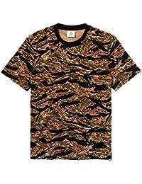 d94021b7c6 Lacoste Camiseta TH3849 Estampado Camel Hombre