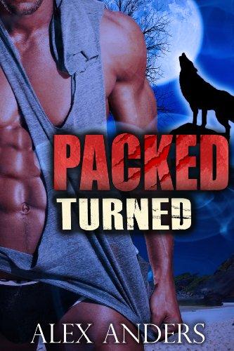 Portada del libro Packed: Turned (Novela romántica paranormal, mujeres grandes, intercambio de parejas)