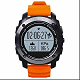 Herzfrequenz Monitor,Aktivität Tracker,Sport Adventurer Digital Smart Watch für Surfen,Kajak,Rafting,Segeln,Wandern,Camping,Angeln und Sport Adventurer,Sport Uhr Telefon