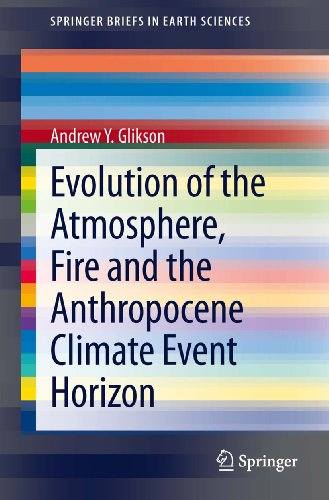 Evolution of the Atmosphere, Fire and the Anthropocene Climate Event Horizon (SpringerBriefs in Earth Sciences)