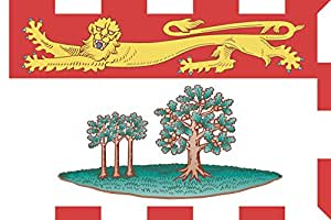 magFlags Flagge: XL Prince Edward Island | Querformat Fahne | 2.16m² | 120x180cm » Fahne 100% Made in Germany